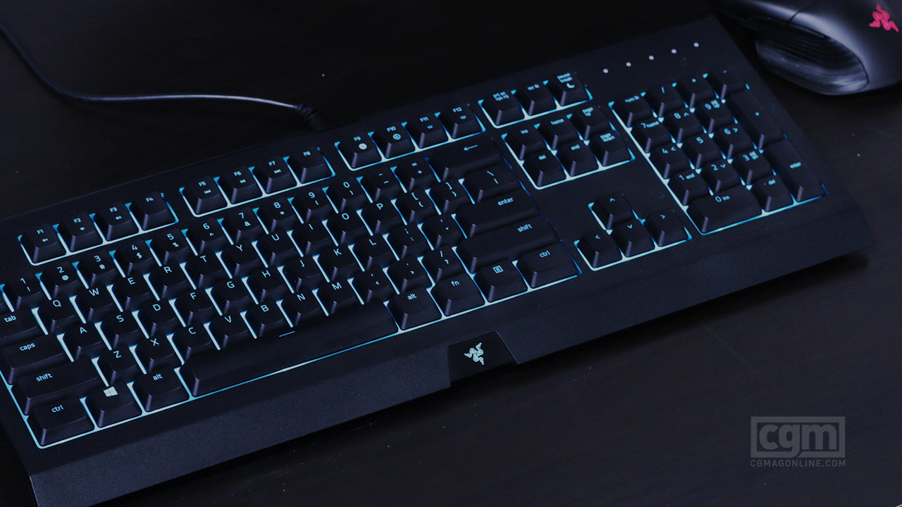 Razer Cynosa Chroma (Keyboard) Review | CGMagazine