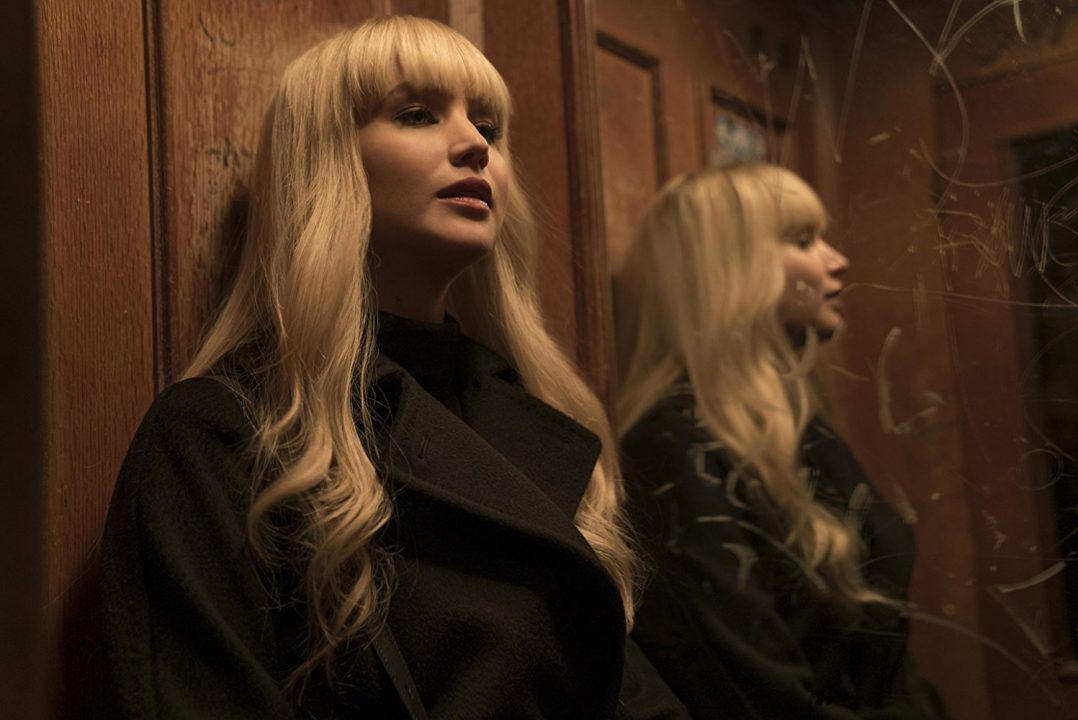 Red Sparrow Review 1