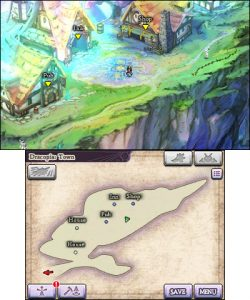 The Alliance Alive (3DS) Review 3