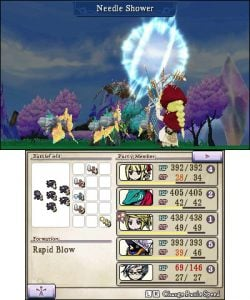 The Alliance Alive (3DS) Review 4