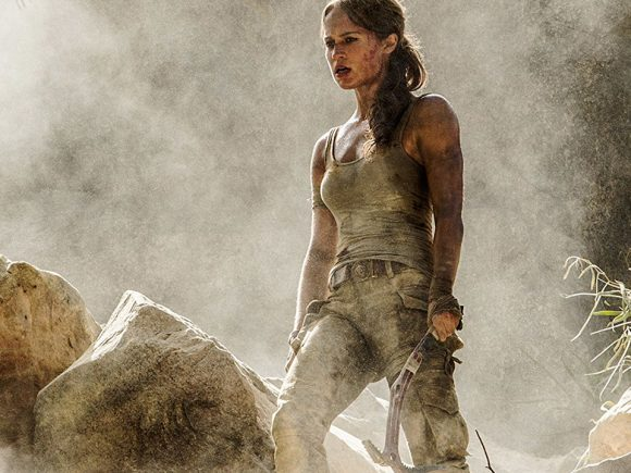 Tomb Raider (2018) Review 1
