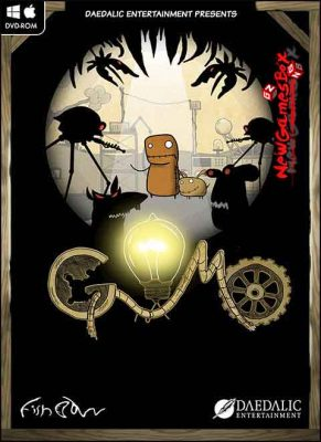 Gomo (PC) Review: extremely simple visit to Machinarium 5