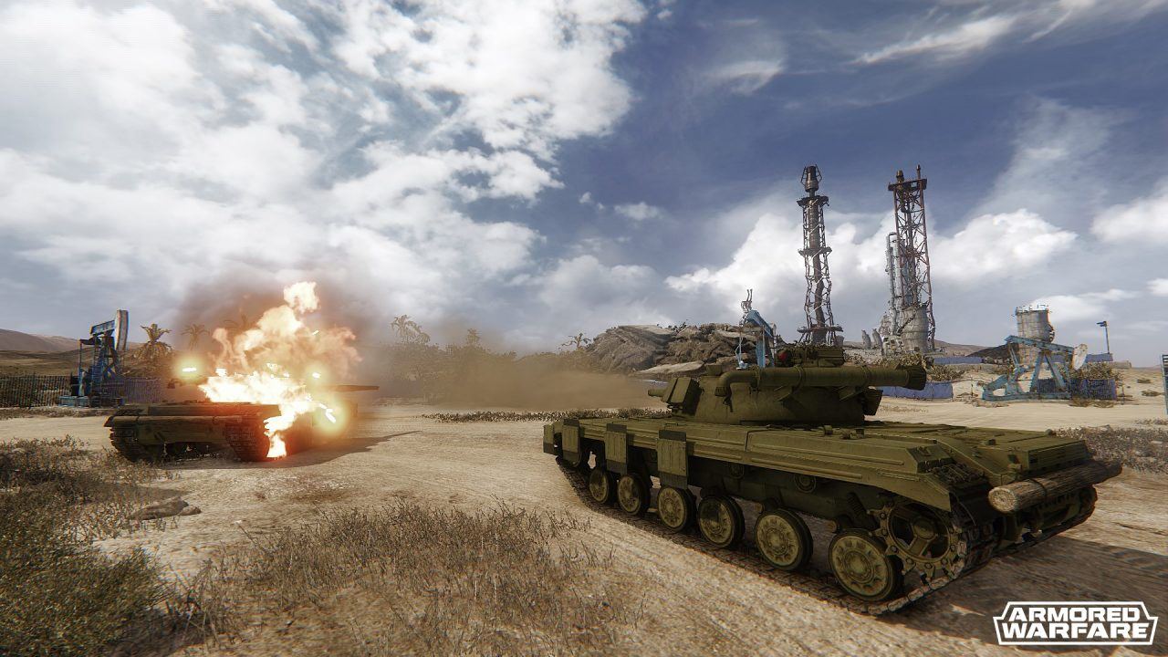 Armored Warfare (PC) Review