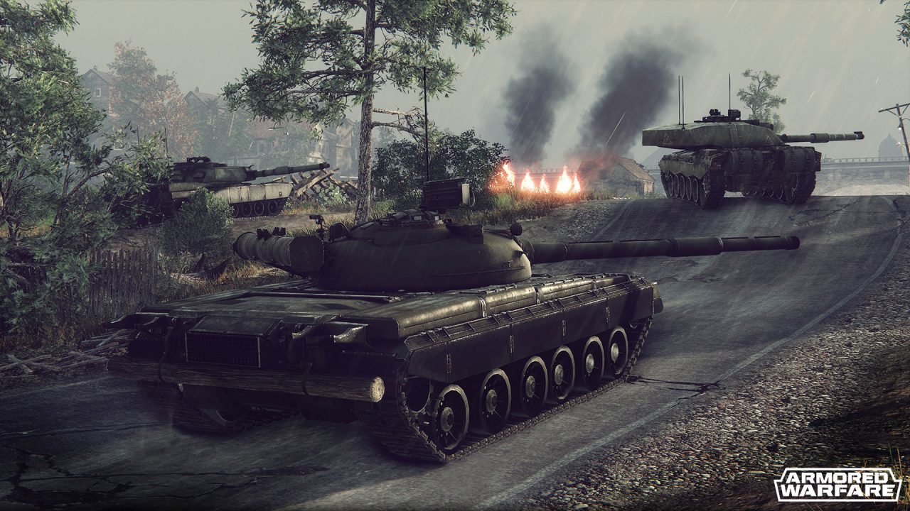 Armored Warfare (PC) Review 1
