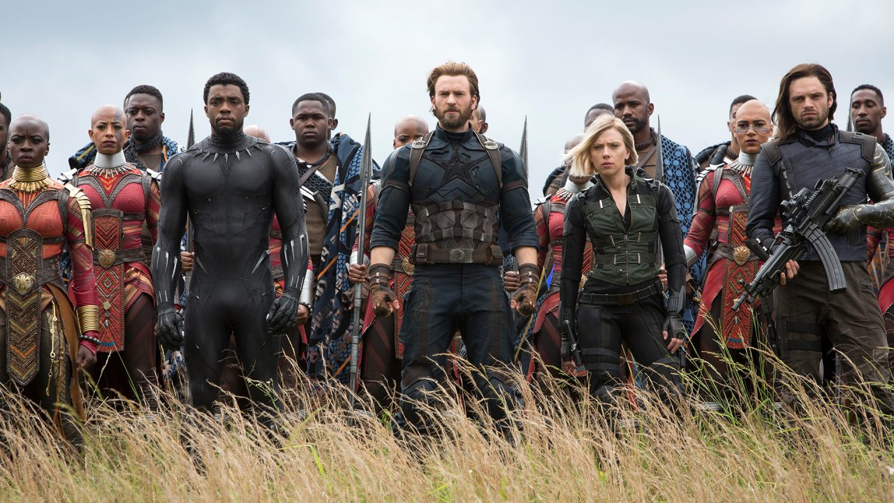 Avengers: Infinity War (Movie) Review 3