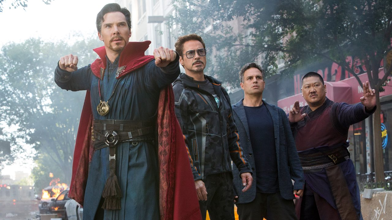 Avengers: Infinity War (Movie) Review 4