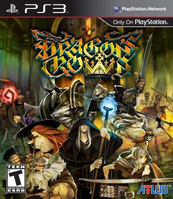 Dragon's Crown (PS3) Review 3