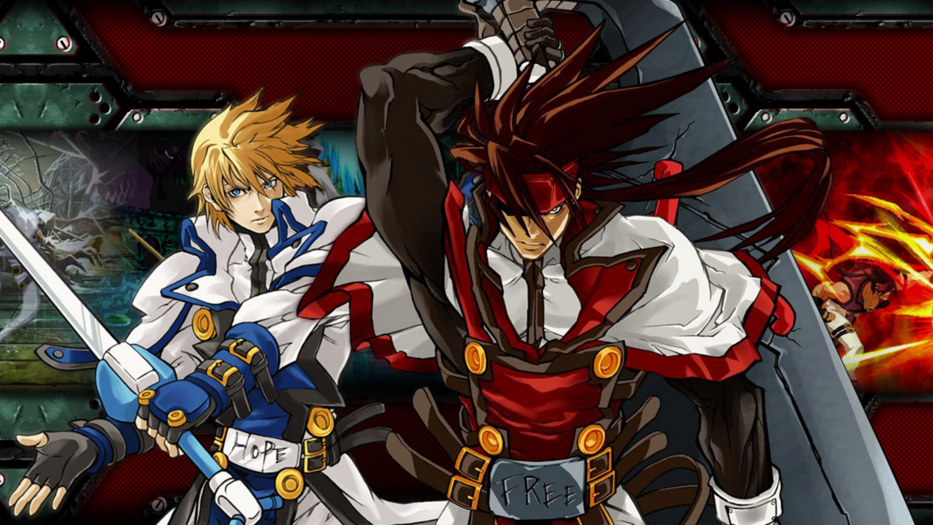 Guilty Gear XX: Accent Core Plus R Coming to Nintendo Switch