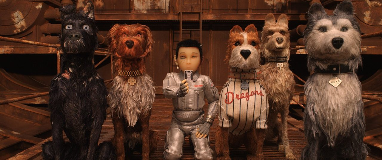 Isle of Dogs (2018) Review 3