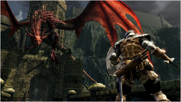 New Dark Souls: Remastered Gameplay Trailer Released