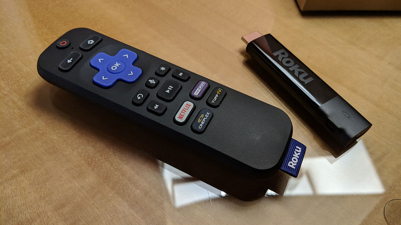Roku Streaming Stick+ Releasing May 1st in Canada