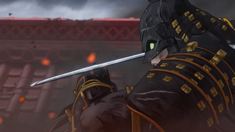 Batman Ninja Blu-Ray™ Giveaway