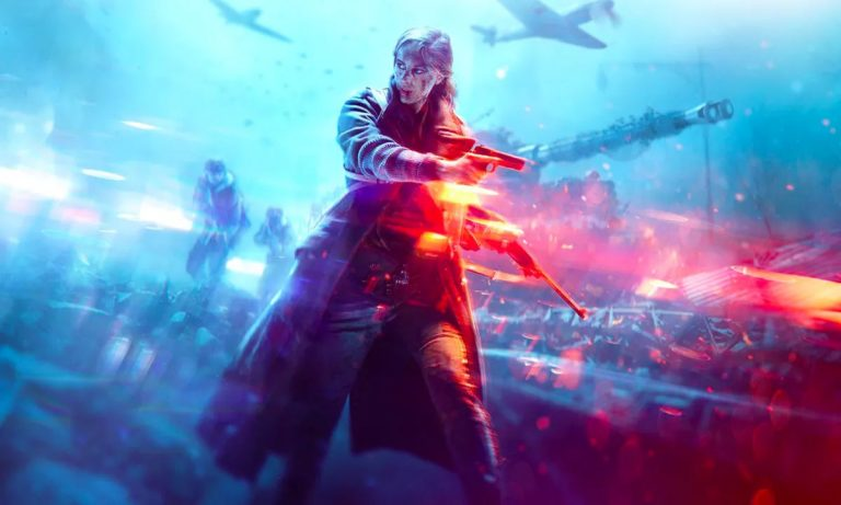 Battlefield V Salutes WWII Female Soldiers 1