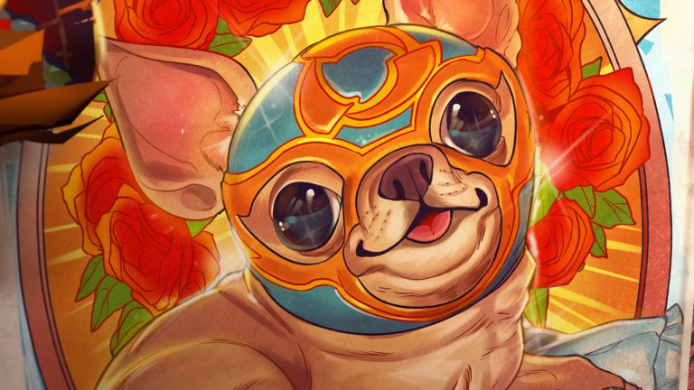 Heroes of the Storm: Meet Nexomania's Luchihuahua Voice Actor
