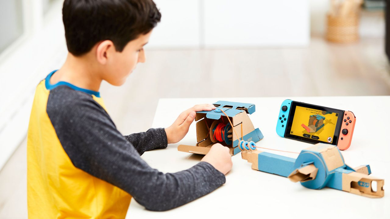 Nintendo Labo Variety Pack (Nintendo Switch) Review 1