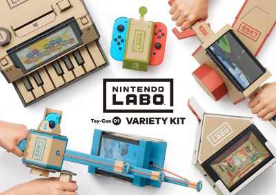 Nintendo Labo Variety Pack (Nintendo Switch) Review