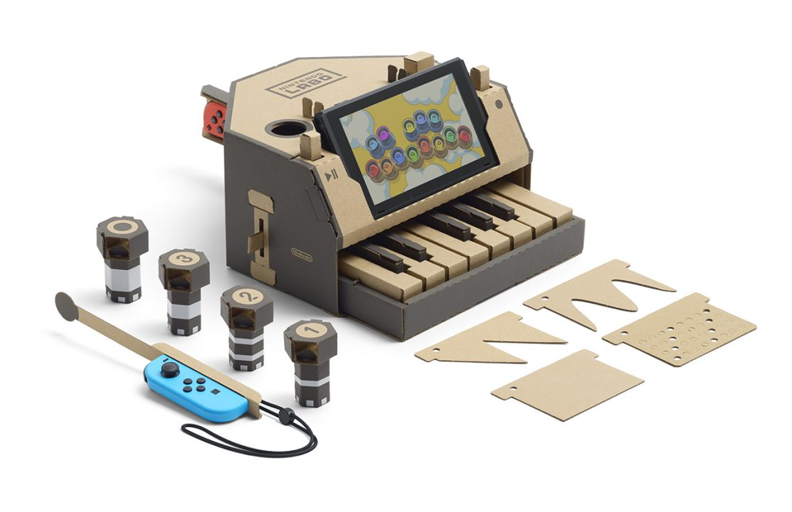 Nintendo Labo Variety Pack (Nintendo Switch) Review 5