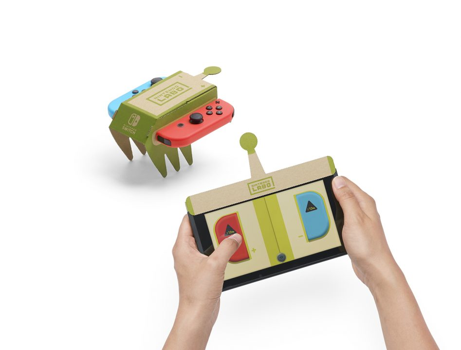 Nintendo Labo Variety Pack (Nintendo Switch) Review 6
