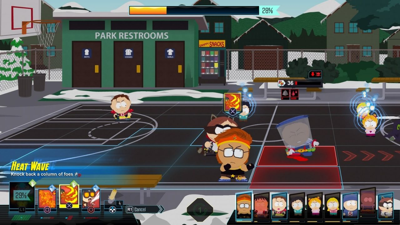 South Park: The Fractured But Whole (Nintendo Switch) Review 2