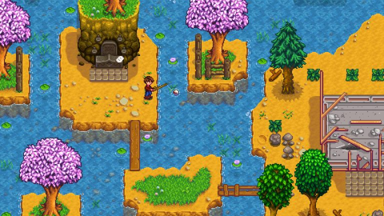 Stardew Valley is Coming to PS Vita