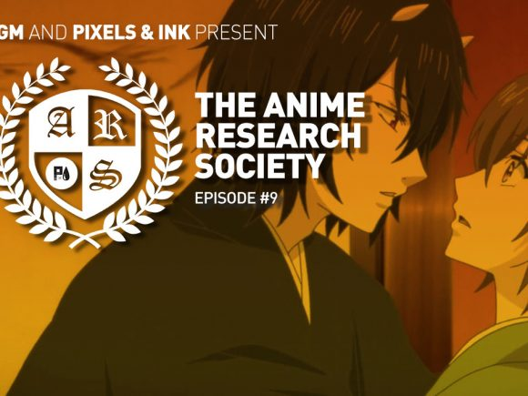 The Anime Research Society: Episode 9