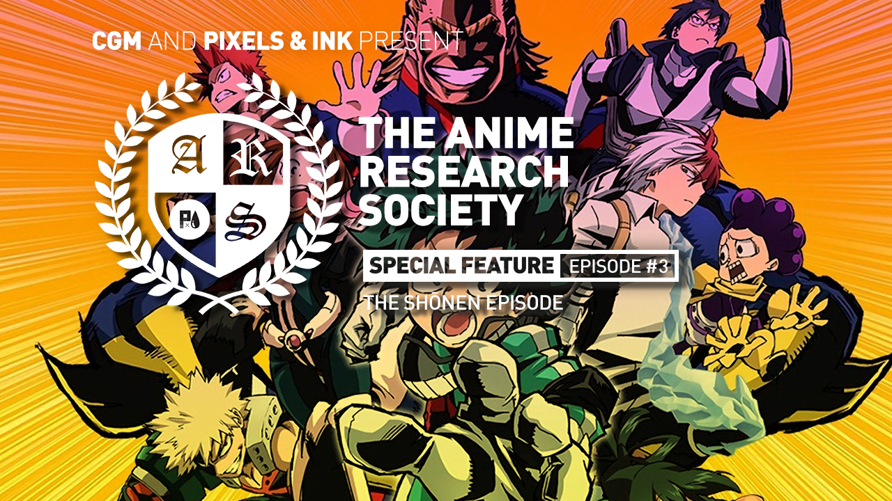 The Anime Research Society: Special Feature #3 (Part 2)