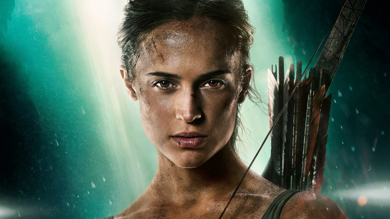 Tomb Raider Blu-Ray™ Giveaway 1