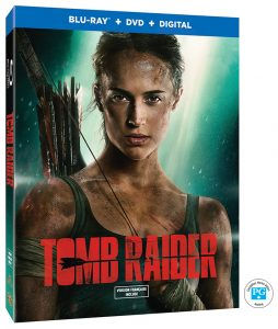 Tomb Raider Blu-Ray™ Giveaway
