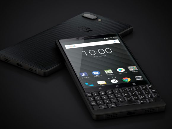BlackBerry KEY2 Unveils Exciting New Experiences