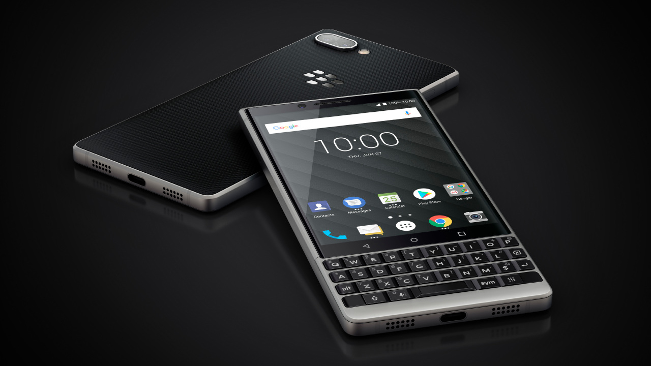 bb3 - BlackBerry KEY2 Unveils Exciting New Smartphone Experiences