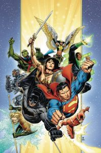 Best Comics to Buy This Week: Justice League #1 1