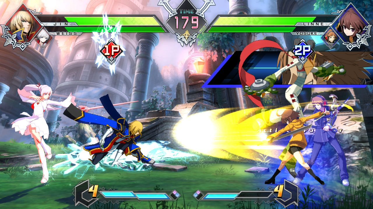 BlazBlue: Cross Tag Battle Review 3