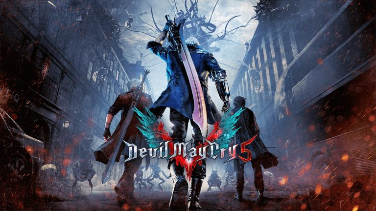 Devil May Cry 5 Officially Announced, Releasing Spring 2019