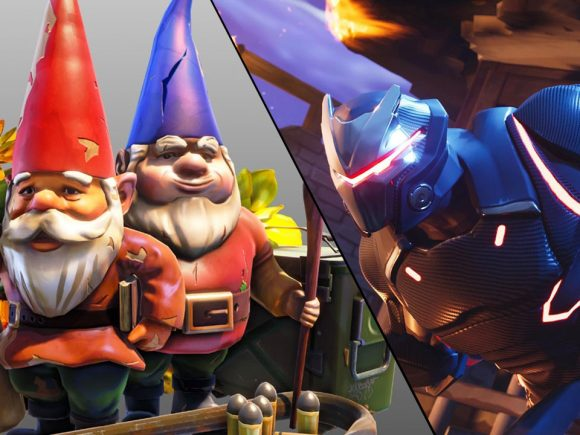 Fortnite Gnome Hunting Weekly Challenge for June 21 1