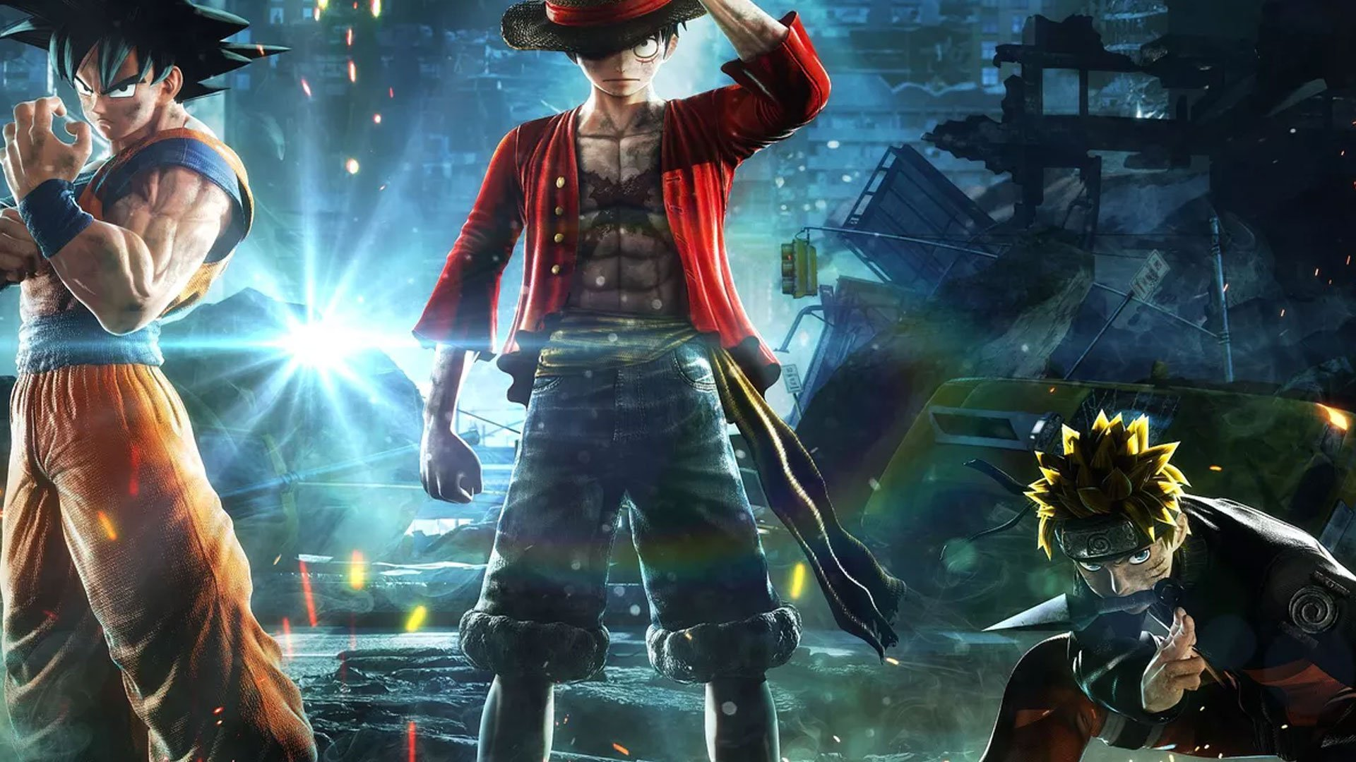 Jump Force E3 2018 Hands-On Preview: A Diamond in the Rough
