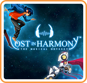 Lost in Harmony (Switch) Review 4