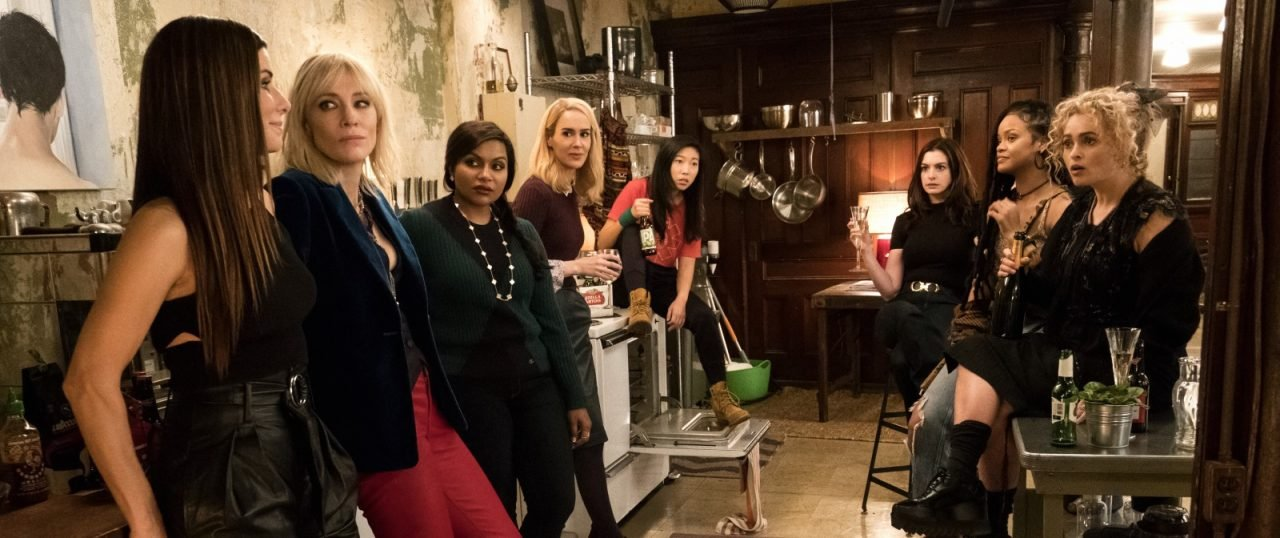 Ocean's 8 Mini-Review - Playing it straight 2