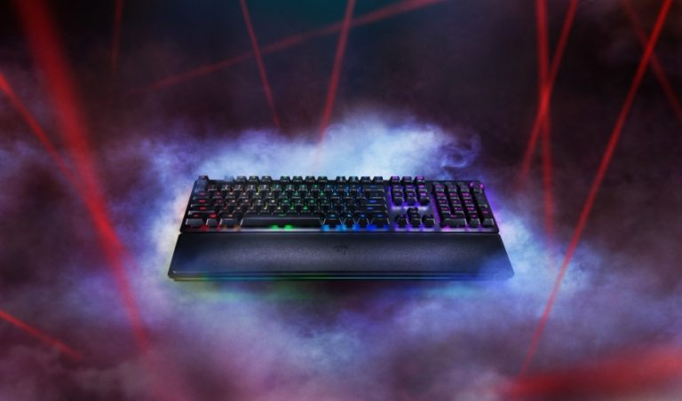 Razer Announces New line of Mechanical Keyboards with the Razer Hunts
