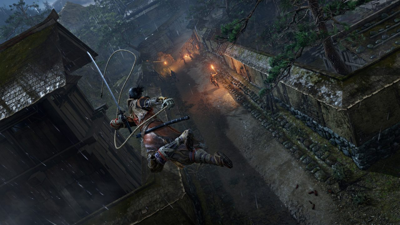 Sekiro: Shadows Die Twice E3 2018 Preview 1