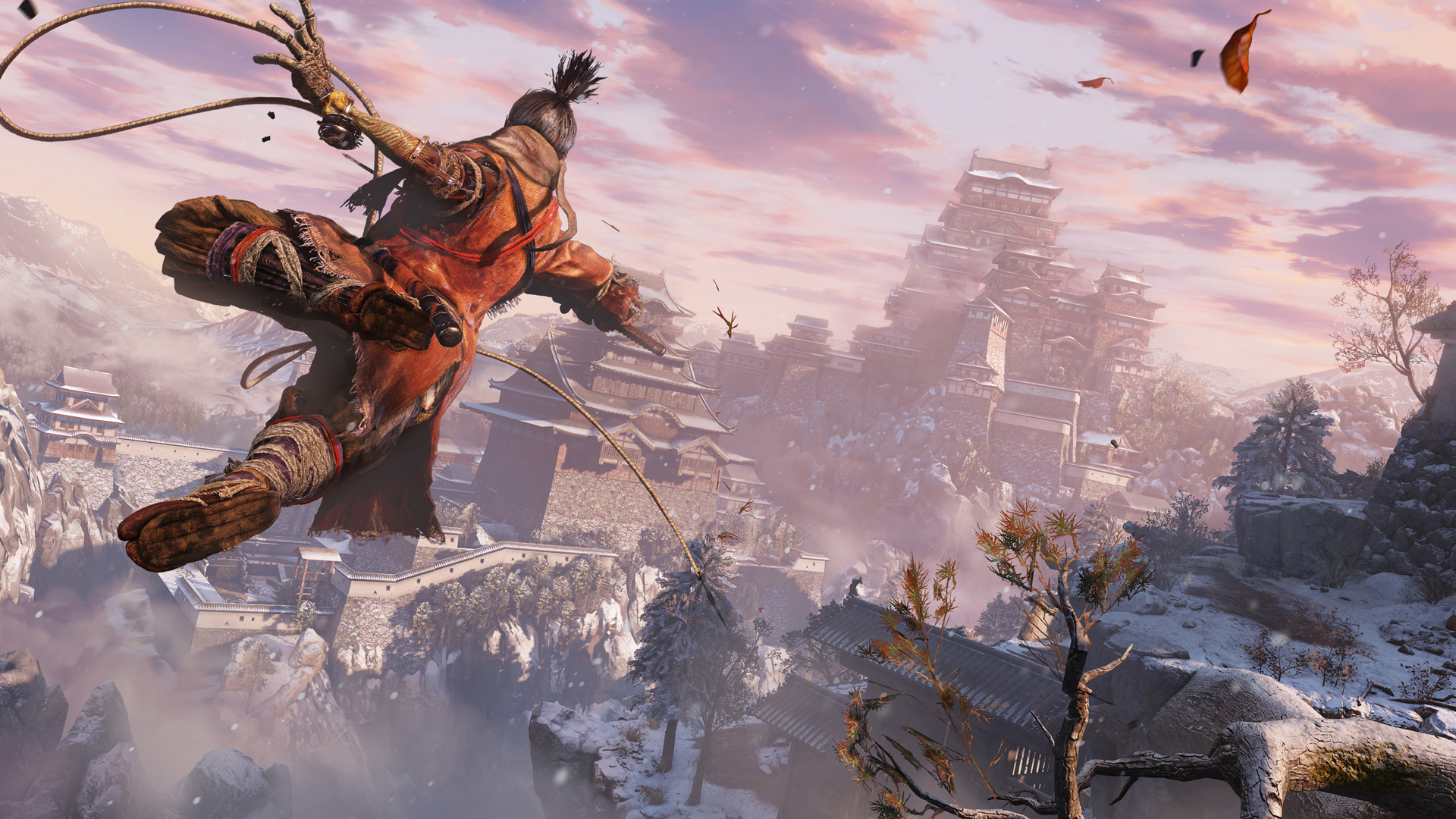 Sekiro: Shadows Die Twice E3 2018 Preview