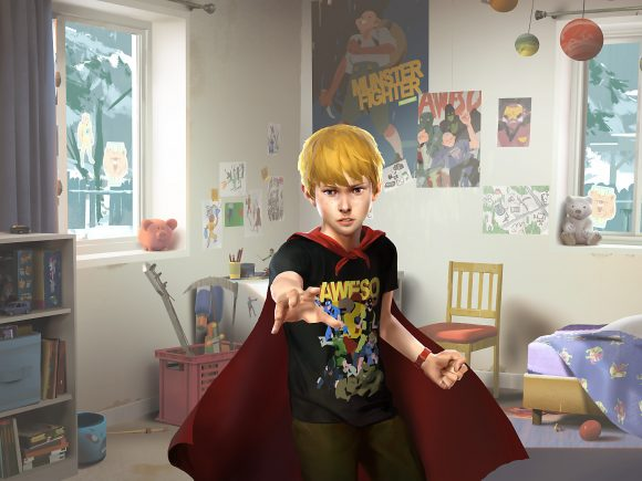 The Awesome Adventures of Captain Spirit (PS4) Review