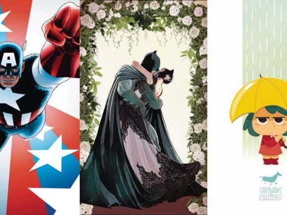 Best Comics to Buy This Week: Wedding Bells Ring in Batman #50 7