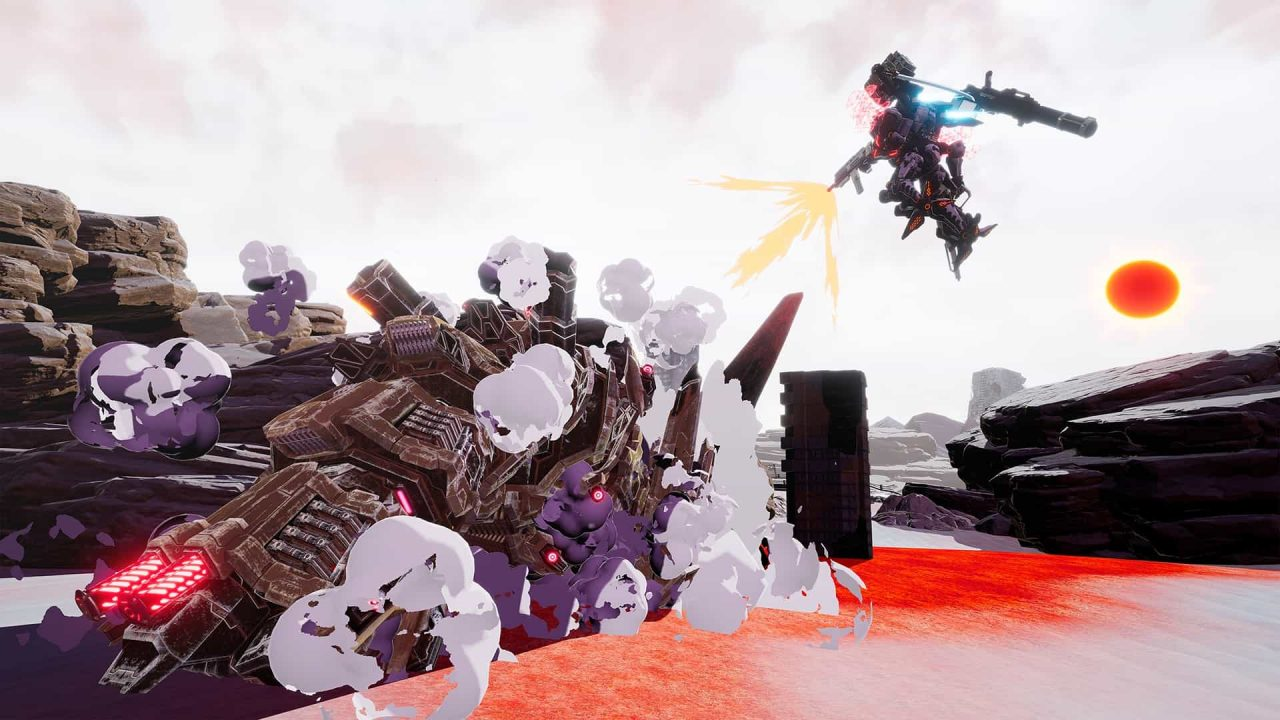 Daemon X Machina and the Evolution of Mecha: An Interview with Kenichiro Tsukuda 2