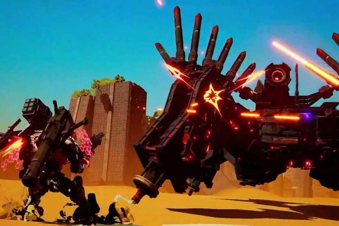 Daemon X Machina and the Evolution of Mecha: An Interview with Kenichiro Tsukuda 3