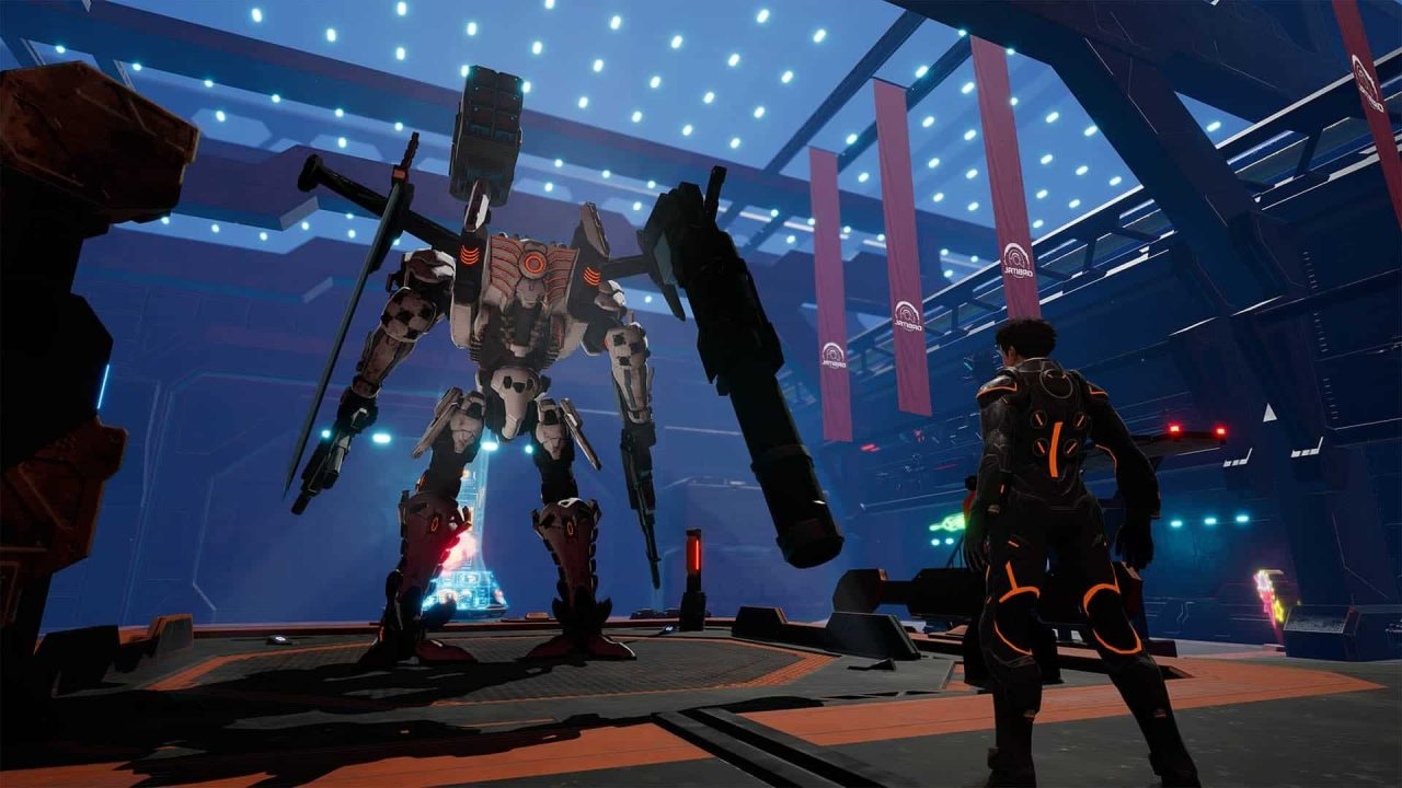 Daemon X Machina and the Evolution of Mecha: An Interview with Kenichiro Tsukuda 4