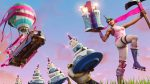 Fortnite's First Birthday Takes the Cake with Exciting New Rewards