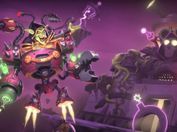 Hearthstone Explodes With The Boomsday Project Expansion Reveal 5