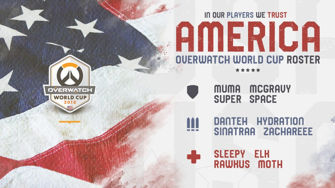 Overwatch League News Rundown (July 9th): World Cup Lineups Revealed 11