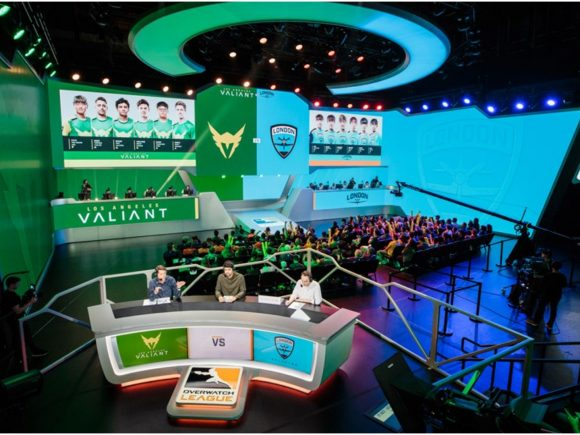 Overwatch League Reaches Broadcast Deal with ESPN, ABC and Disney XD 1