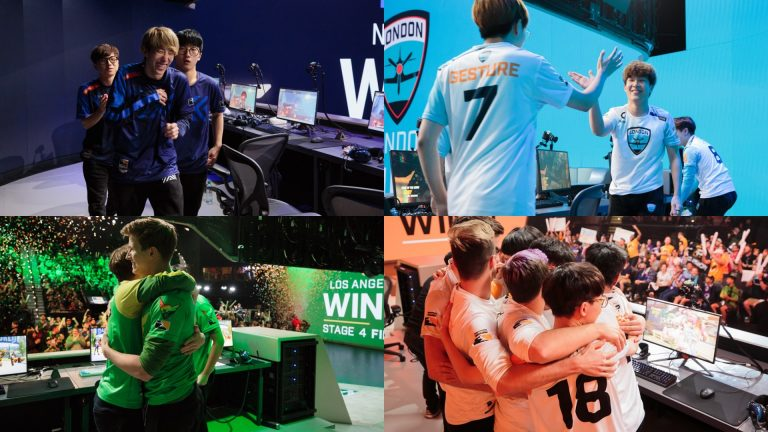 Overwatch League Semi Final Preview: The Final Four